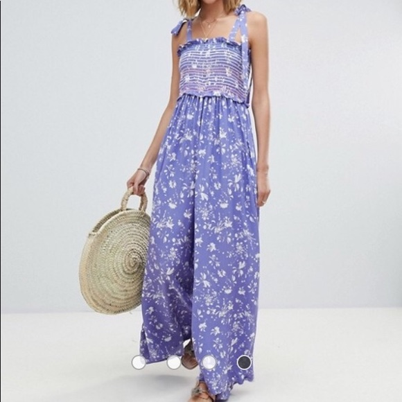1838c0ff939f  XS S  Free People Color My World Jumpsuit